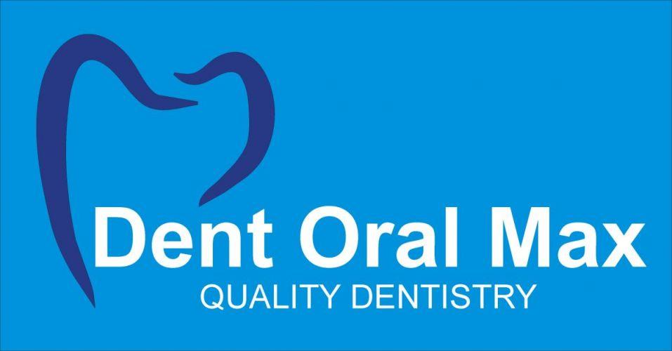 DentOralMax A4 pe albastru deschis