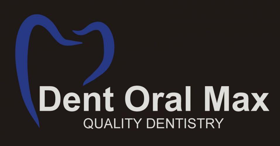DentOralMax A4 pe negru