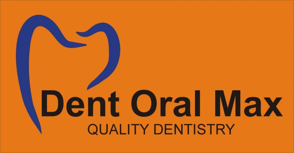 DentOralMax A4 pe portocaliu