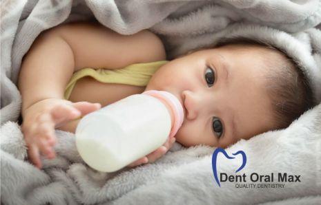 Problemele dentare în primii ani