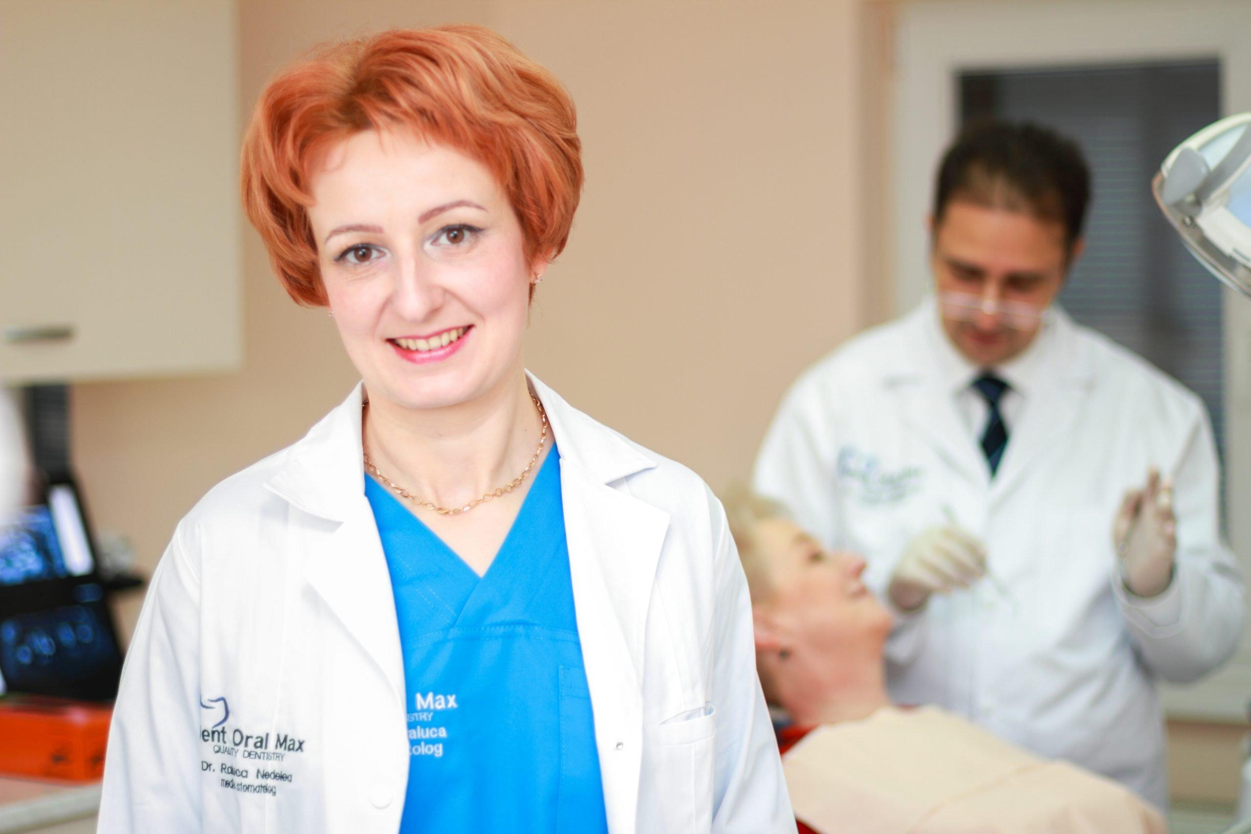 Cabinetul stomatologic Dent Oral Max