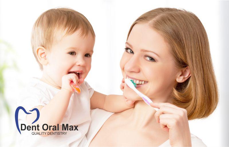Igiena dentară la 12 - 18 luni
