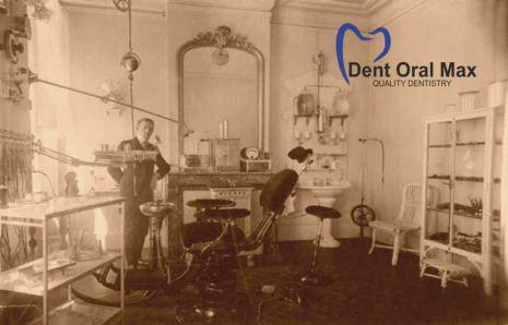 Istoria stomatologiei