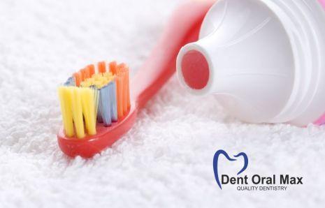 Pasta de dinți pentru copii