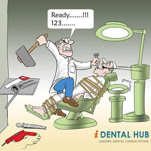 Mituri in stomatologie - desen