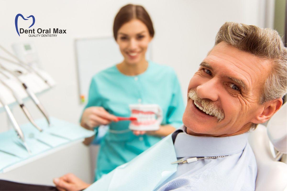 Cum evitam urgentele stomatologice - pacient senior