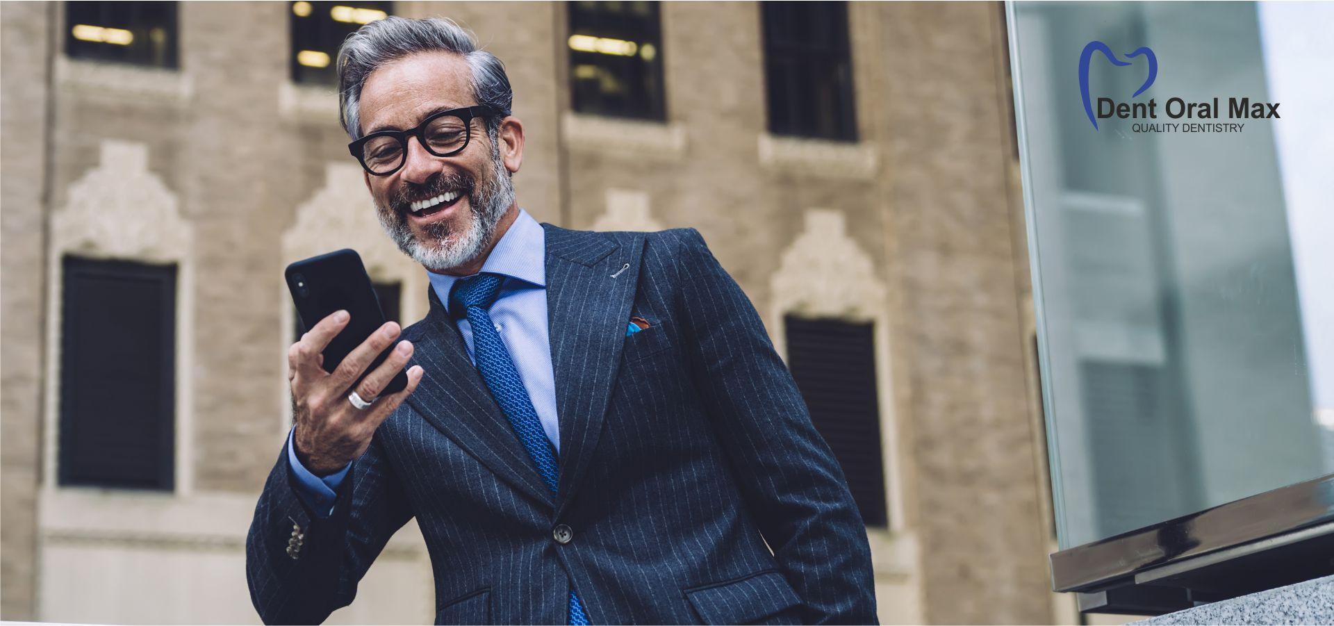Cariile dentare și omul de succes