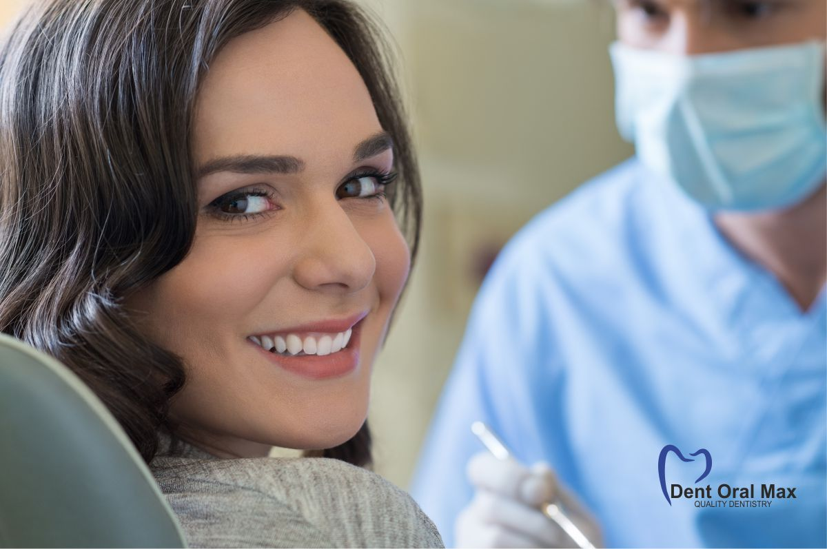 Cariile dentare si frumoasa in cabinet